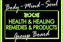 "Health Remedies ♥ Therapies ♥  Products / Natural Health & Healing Remedies/Therapies/Products to Heal the Mind, Body & Soul ~ Michelle Sanchez ~ Be Happy Healthy Wealthy Now ~ Entrepreneur, Speaker, Trainer, Natural Health Coach/Consultant, Sales & Marketing Coach/Consultant, It Works Diamond Dream Team Leader and Bestselling Author of ""Wake Up Women: Be Happy Healthy & Wealthy"""