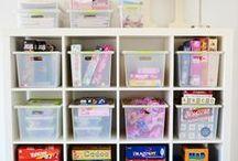 organization / by Wanda Wells