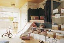 kids rooms / by Wanda Wells