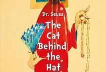 Dr. Seuss Resources / This board features books written by Dr. Seuss, about Dr. Seuss, and classroom internet resources from Seussville. Check availability of titles via the catalog link provided in the pin description