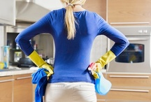 Cleaning Made Easy! / by SocialMoms