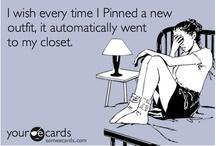 Closet Wishes / by Shonda Mild