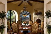 dining rooms / by Wanda Wells