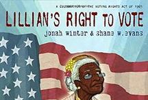 Elections & Voting / This board features election-themed resources; included are fiction and non-fiction juvenile, middle grade, and YA books and Internet links. Juvenile collection is located on the library 2nd floor; check title availability using links provided in pin descriptions. Internet resource links are also included with pin descriptions.