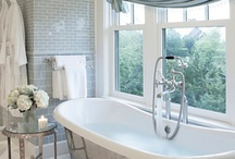 Dream Bathrooms / Dream #Bathrooms to Pamper Your Body & Soul / by Michelle Sanchez