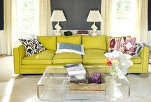 Interior / by Miss M