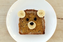 foods for the kiddos / by Emily Miller