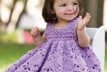 Crochet For Little Girls / by Linda Browne