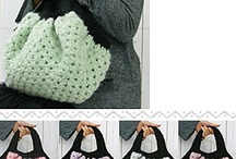 Crochet Bags And Purses / by Linda Browne