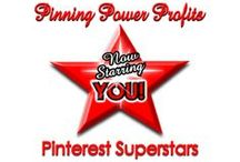 Favorite ★ Pinterest Pinners / My Favorite Pinterest Pinners Who Pin the Most Amazing, Interesting, Fascinating, Motivating and Inspiring Pins on Pinterest! Also Featuring my PinningPowerProfits Members! #Pinterest