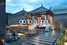 Dream Spa Life ♥ Pin  Your Favorite Spa / Dream Spaaaaah Life ~ Pin Your Favorite Spa Here or Pin Your Dream Spa Getaway / by Michelle Sanchez ~ Dream Biz Coach ~ Pinning Power Profits