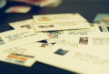 snail mail / by Emily Miller