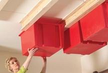 Garage Organization Whoot Whoot / by Shelley Erickson Nicholson