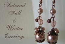 ☭ Jewelry I want to Make ☭ / by Shelley Erickson Nicholson