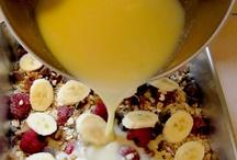 Bountiful Breakfasts / by Shelley Erickson Nicholson