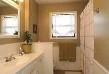 Bathroom / by Shelley Erickson Nicholson