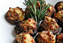 Food: Appetizers / What better way to start a party than with these tasty little bites!