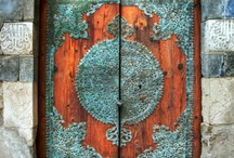 Doors, Passages, Portals / Doors, windows, passages and portals -- all lead our curiosity on what lies beyond.