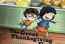 Thanksgiving / This board features juvenile fiction & non-fiction books about the Thanksgiving holiday. Check title availability via the link provided after each call number. Interested in more books? Use the library catalog http://library.ashland.edu