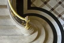 Staircases  / Make a dramatic entrance, or exit, with these beautifully crafted and designed staircases.