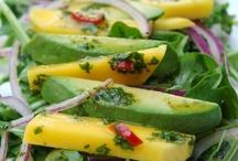 Food/Drink ~ Salad Delights / by Debbie Leggett