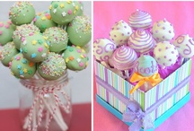 cakepops,icecream,macaroon and desserts / by Sugoku Fernández