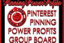 "Pinterest Marketing {Group} Pinning Power Profits / Pinning Power Profits Training & Coaching Program Group Board for Pinterest Marketing Tips & Resources ONLY! ★★★  Please DO NOT SPAM this board with unrelated pins, duplicate pins, other Pinterest Affiliate or Training Programs, etc. or you will be removed/blocked/reported! ★★★ Pinterest Content Only - Please join my other group board for NON-PINTEREST Social Media! ★★★ Please only add 1 PIN PER DAY! ★★★ To be Added to the Board, Leave a Comment on the ""ADD ME"" pin! ★★★ Happy Pinning & Profits!"