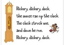 Education ~ Nursery Rhyme/ Fairy Tales