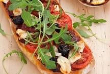 Food/Drink ~ Pizza Ideas / by Debbie Leggett