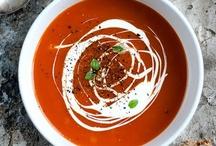 Food/Drink ~ Soups / by Debbie Leggett