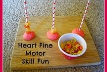 Education ~ Fine Motor Skills