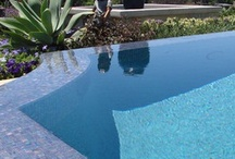Pools and Spas / The beauty of a pool or spa can only be enhanced by integrating mosaic tile!