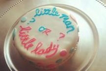 Baby Shower! / baby shower and gender reveal planning / by Kristin G