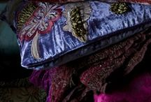 Textiles / Textures / Luxurious, jewel-toned or flowing silhouettes, these textiles and textures are sure to inspire!