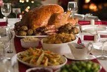 HOLIDAYS : Christmas Dinner