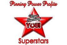 Pinning Power Profits Members Board ★ / Pinning Power Profits Program Member Superstars - Program Members Pinning Their Passion & Turning Their Passion Into Profit to Turn Their Home Biz Into Their Dream Biz! Learn How to Become a Pinning Power Profits Superstar at www.PinningPowerProfits.com  #Pinterest #PinningPowerProfits