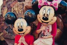 Destination: Disney World / one day, we will be in the happiest place on earth :) / by Kristin G