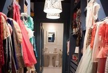 Dream Closets / The best way to organize your closet!