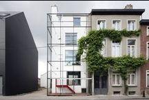 Architectuur: dit is Belgisch / by Deborah Leloup