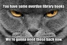 Library memes! / Do you have a favorite library meme?  Here are a few of our favorites (just a few!). Have you created any fun library memes you would like to share? Send it to irc.aulib@gmail.com and it could be posted to our board.