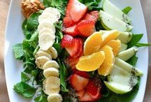 Healthy Eating / Clean eating for better health / by Erin Slankard