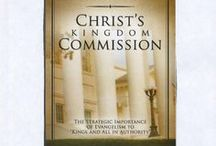 Published Books, Magazine and Newspaper Articles / Articles and books written by and about Capitol Commission Ministers and the Ministry