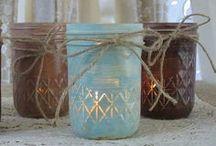 Home ~ Mason Jars