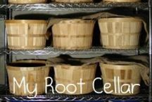 Root Cellar / by Stan Smith