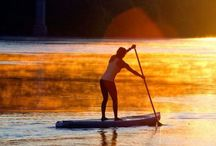 Stand Up Paddling - SUP / by Stan Smith
