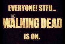 Walking the Dead and loving it / The walking dead