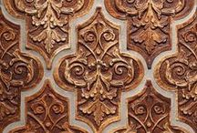 Sevilla Handmade Tile / Sevilla™ evokes the rich tile heritage of Andalusia, Spain. Rich glazes, intricate relief, and outstanding quality make this collection perfect for creating your own palace. Made entirely by hand by one of America's leading tile artisans using an old world firing process, Sevilla is frost proof and requires no sealant. Ideal for pool surrounds, outdoor living spaces as well as all interior applications.