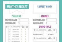 Budgeting / by Nita VanOsdol