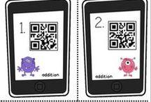 Technology ~ QR Codes