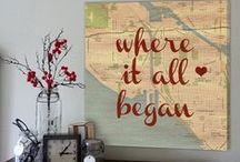 Engagement Gifts & Ideas / They're getting married! They're excited, You're excited!  Gotta give them something to start their new milestone journey. Here are some great gifts and ideas to ponder.